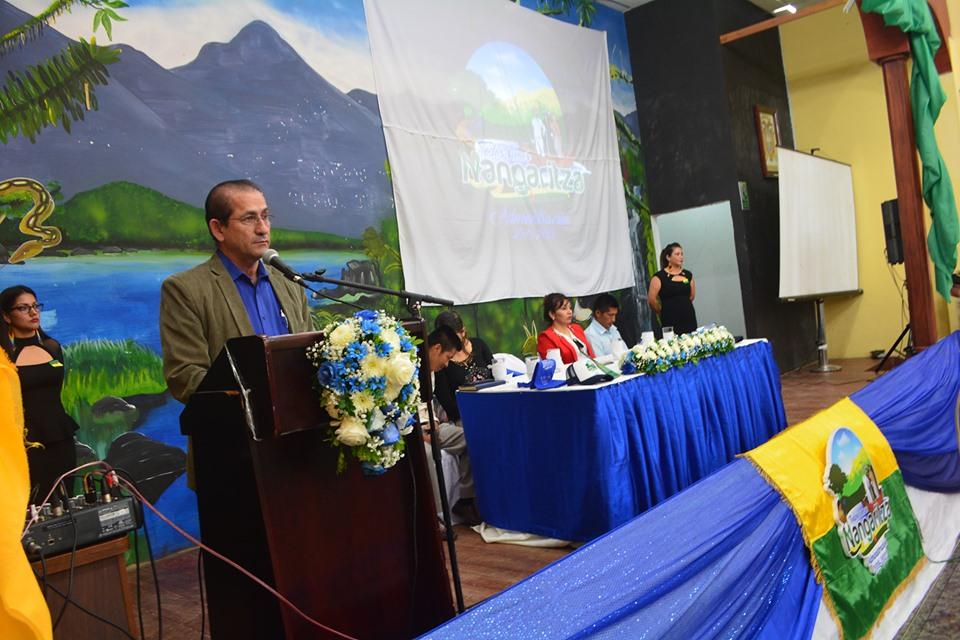 ALCALDE DE NANGARITZA, FREDY ARMIJOS INFORMÓ LOS PRIMEROS CIEN DÍAS DE GESTIÓN.