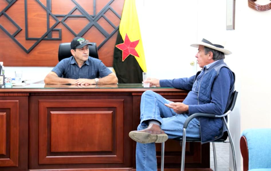 La labor social distingue la gestión y el accionar del alcalde de Nangaritza.