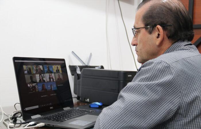GAD de Nangaritza firma convenio con la Fundación CAJE