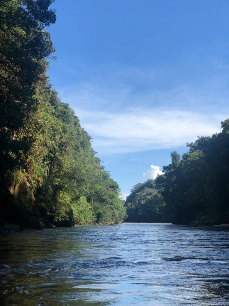 Río Nangaritza