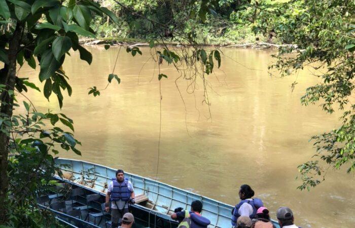 Nangaritza, un cantón amazónico que le apuesta al turismo.