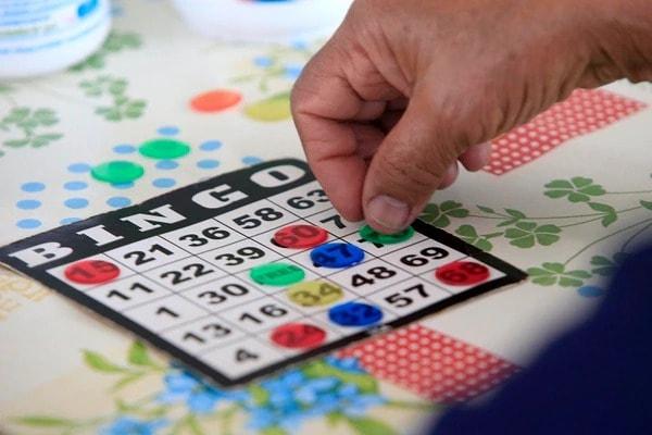Tabla de bingo