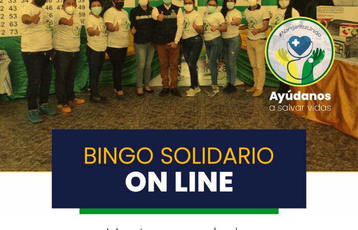 Gran Bingo Solidario en Nangaritza.